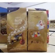 「預購」Lindt 瑞士蓮 金色盒裝綜合巧克力球 600g