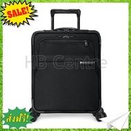ราคาพิเศษ!! กระเป๋าเดินทาง BRIGGS & RILEY รุ่น U121CXSPW-4 ขนาด 19 นิ้ว สี Black แบรนด์ของแท้ 100% พร้อมส่ง ราคาถูก ลดราคา ใช้ดี คงทน คุ้มค่า หมวดหมู่สินค้า กระเป๋าเดินทาง กระเป๋ามีล้อลาก