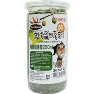 【貓幸福時刻特級貓薄荷250ml】 大罐裝✖貓草✖貓薄荷✖小麥草
