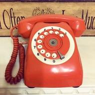 【現貨】復古電話_古董電話_轉盤式_家電