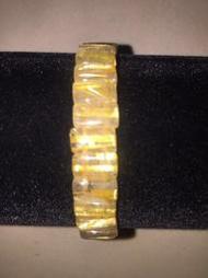 鈦晶 鈦晶手排 鈦排 鈦金手鍊 鈦金手串 10米