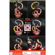 One Piece Boa Hancock GK Resin Figure with Led ( J Store )
