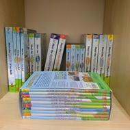 二手 Preschool prep 翻翻書/硬頁書/閃卡/DVD