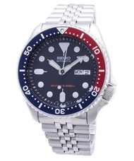 [CreationWatches] Seiko Automatic Divers 200m Jubilee Bracelet SKX009K2 SKX009 Mens Watch
