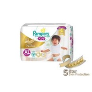 Pampers Premium Care Silky Pants Size XL (30 x 1 Pack)