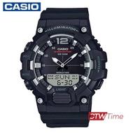 Casio Standard นาฬิกาข้อมือสายเรซิน รุ่น HDC-700 (ข้อเสนอพิเศษ + สินค้าคงคลังเฉพาะจุด)