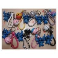 (單隻價)寶可夢 Pokemon GO 神奇寶貝 卡比獸 寶貝球 史迪奇發光 小吊飾 鑰匙圈 迪士尼 非 絨毛 娃娃