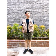 【COMEAGAIN】Rothco Uncle Mililary Vest 工裝背心
