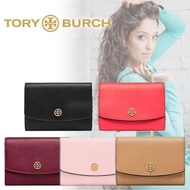 Qoo10 coupons can be used ♪ TORY BURCH ☆ PARKER MEDIUM FLAP WALLET