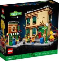 玩具研究中心 樂高 LEGO 積木 IDEAS系列 123芝麻街 123 Sesame Street 21324 現貨