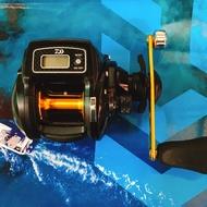 =佳樂釣具=DAIWA 鼓式捲線器 LIGHTGAME ICV-200H。小烏龜 小搞搞 附碼表 船釣 小烏龜