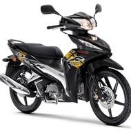 [ STICKER SAJA ] Best Quality Honda Wave Dash S 110 DASH 110 FI V3 Wave Dash110 Respol Stripes Sticker Body Stripe