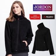 【JORDON 橋登】女款 WINDSTOPPER+POLARTEC防風保暖外套(725)