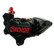 【正宇車業】ANCHOR 銨科 ANC-42 FORCE/SMAX直上 CNC後對四卡鉗