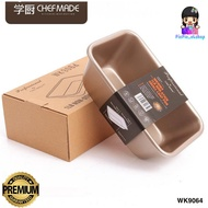Loaf Pan Mini Chefmade / Non Hayu -@ Stick Small Loaf Pan - Wk9064