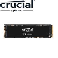 【Crucial 美光】P5 500GB PCIe M.2 TLC固態硬碟(讀:3400M/寫:3000M)