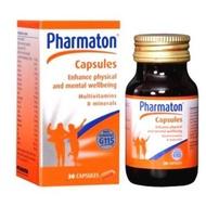 [MULTIVITAMIN:VITALITY] Pharmaton Capsules 30s/bot