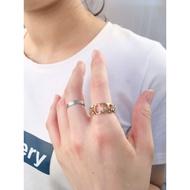 實拍現貨最新款迪奧戒指 CD戒指 925純銀戒指 金戒 銀戒 鑽戒 男女對戒 戒指