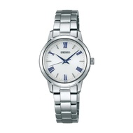 Seiko 精工錶 V131-0AF0S(STPX047J) SPIRIT 經典太陽能女錶-白面 28mm