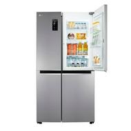 LG 樂金 821公升WiFi門中門對開冰箱 GR-DL88SV 含基本運送+拆箱定位+回收舊機(偏遠離島除外