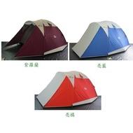 ((免運))速可搭 挪威森林 5~6人270x270銀膠帳篷 露營帳篷 六人帳篷 家庭帳篷