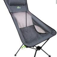 Cascade 鋁製高背隨行椅