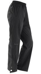 Marmot Precip Pant 女款防水透氣雨褲(黑色、L號加長款、男生可用)