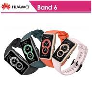 【HUAWEI 華為】Band 6 血氧感測智慧手環(送原廠超值禮包)