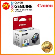 Canon CL-741 Color Original Ink Cartridge - Pixma MG2170/2270/3170/3570/3670/4170/4270, MX377/397/437/457/477/517/527/537