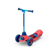 (Pulse Safe Start) Pulse Performance Products Spider-Man Safe Start 3-Wheel Electric Scooter-159832