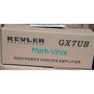 KEVLER GX7UB  Hight Power Videoke amplifier.