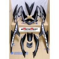 Cover Set Yamaha Moto NVX Aerox NVX155 Black CoverSet