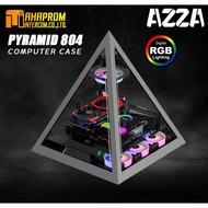 ถูกที่สุด!!! เคสคอมพิวเตอร์ AZZA Pyramid 804 Innovative case -ATX Mid Tower ราคาพิเศษ ##ที่ชาร์จ อุปกรณ์คอม ไร้สาย หูฟัง เคส Airpodss ลำโพง Wireless Bluetooth คอมพิวเตอร์ USB ปลั๊ก เมาท์ HDMI สายคอมพิวเตอร์