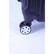 กระเป๋าเดินทาง กระเป๋า & กระเป๋าเดินทางABS + PC,มีล้อหมุนได้360°(ขนาด20/24/28นิ้ว)