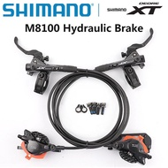 Shimano Deore XT M8000 M8100 Disc Brake Mountain Bike Hydraulic Disc Brake MTB ICE-TECH Left & Right