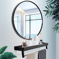 0306 Bathroom Mirror Wall Stickers Bathroom Mirror Wall