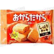 固力果 香酥豆渣餅乾-楓糖風味 (44g)