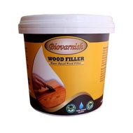 Putty Wood waterbased wood filler biovarnish