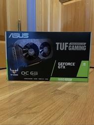 Asus Tuf Gaming Geforce GTX 1660 Super OC 6GB GPU Graphics Video Card