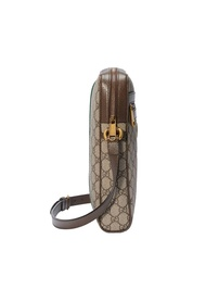 Gucci Gucci Ophidia Gg Medium 郵差包(棕色)