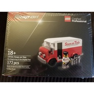  Mr.218 有現貨 Lego 1950 Snap On Van 樂高認證Snap On工具車限量全新未拆