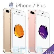 全新 公司貨【送玻保+保護殼】Apple iPhone 7 Plus 5.5吋 128G IP67防水塵 Touch ID 指紋辨識 智慧型手機