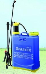 後背式 灑水噴霧器 16公升噴霧桶 /有打氣筒加壓裝置/ 16L噴水器 灑水器 澆水器 / 澆花.洗車.噴消毒液.灑農藥