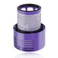 【dyson 戴森】手持吸塵器前置後置2合1 HEPA濾網/濾心-副廠(for V10 SV12)