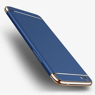 OPPO F1S / R11   手機殼 防摔簡約磨砂保護外殼 三件組手機殼