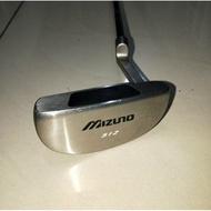 二手推桿 經典 Mizuno 512 推桿 高爾夫球桿 木桿 鐵桿 推桿 高爾夫球具組 典藏式推桿 配重穩定 特殊吸震