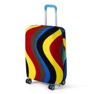 เคสคลุมกระเป๋าเดินทาง,สำหรับเดินทางบนถนนที่คลุมกระเป๋าเดินทางป้องกันกระเป๋าเดินทางสำหรับกรณีรถเข็นใช้ได้กับขนาด18-30นิ้ว