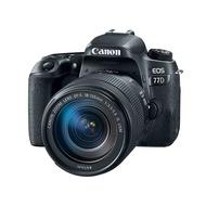 【高雄四海】Canon EOS 77D Kit(18-135mm USM) 全新平輸.一年保固.翻轉觸控螢幕.WIFI