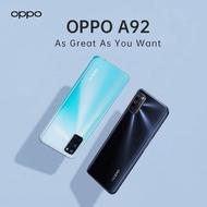 OPPO A92  6GB RAM + 64GB ROM Mobilephone Smart Phone Gaming Handphone Murah Fone Full Screen Telefon Bimbi