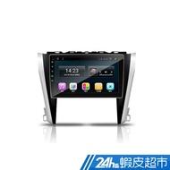 Hollywood Toyota專用 車用安卓主機 10吋 CAMRY 15-18 免費到府安裝 零利率分期 蝦皮24h